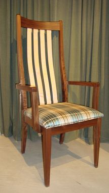 Custom Made Upholstered Clearlake Dining Chairs