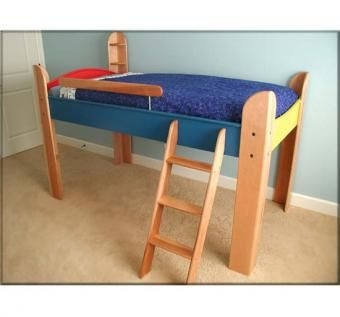 Custom Made Child's Bed