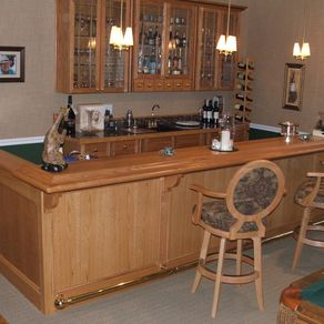 Hutchin s Bar Home Bars and Carts  CustomMade com