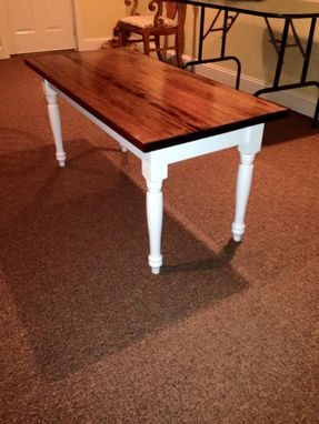 Custom Made Hand-Built Coffee Table To Your Specification