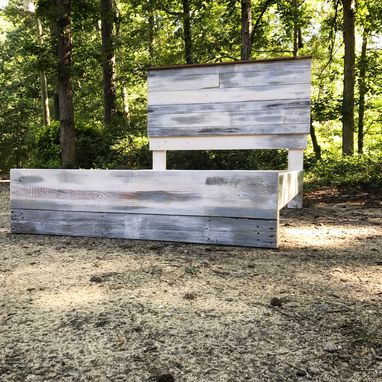Custom Made Custom Wood Headboard