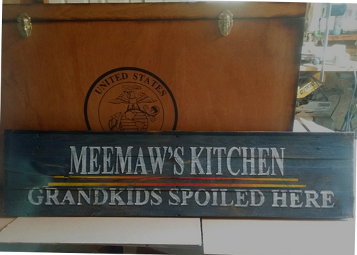 Custom Made Hard Wood Vintage Or Replica Signs $95+