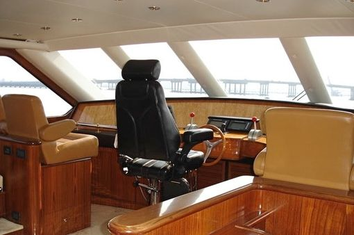 Custom Made Yacht Bridge