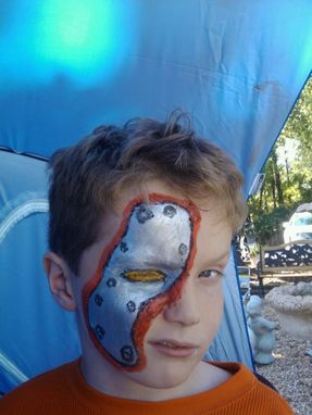 Custom Made Face And Body Painting For Parties And Events