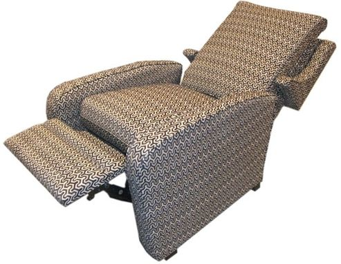Custom Made Home Theater Recliner