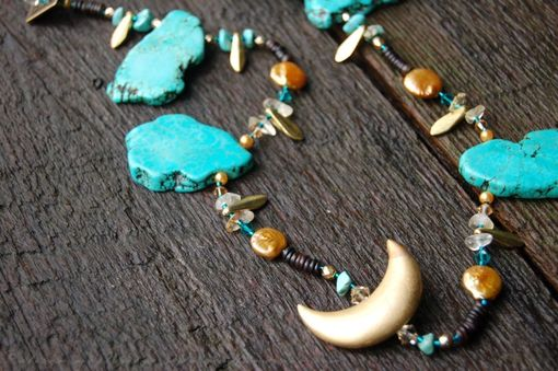 Custom Made Celestial Moonlight Magic Necklace
