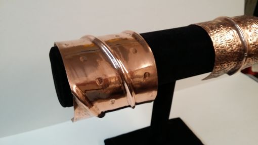 Custom Made Copper Bracelets
