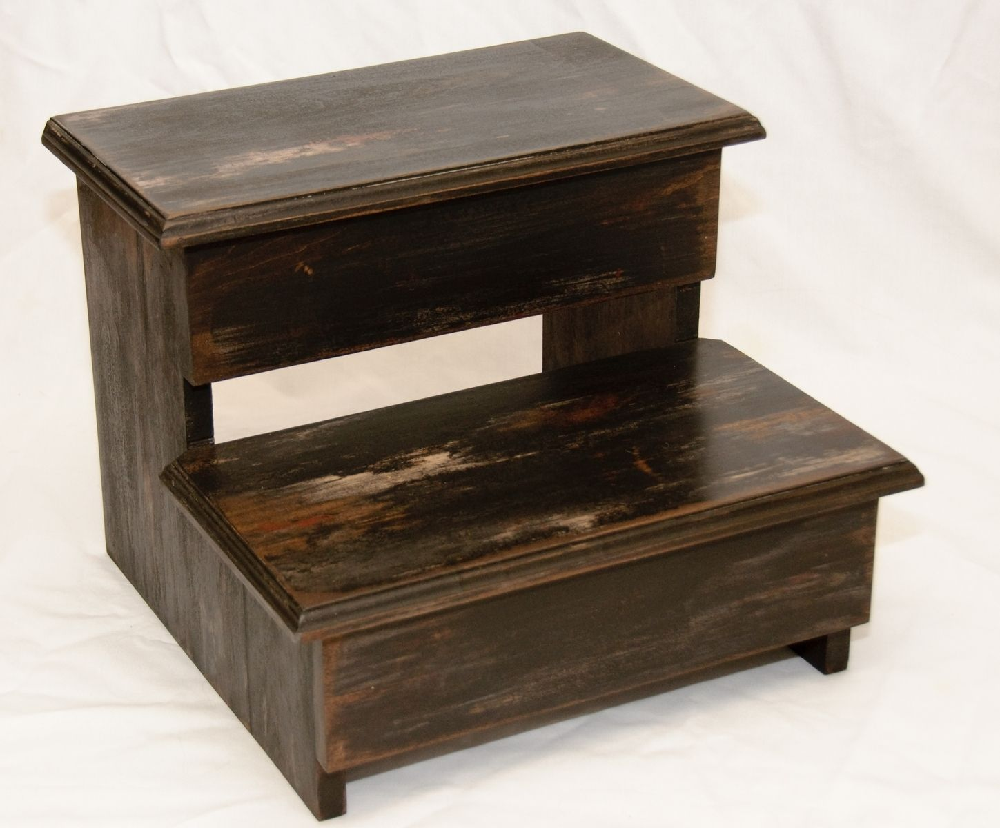 Buy A Custom Large Step Stool Made To Order From Buchanan