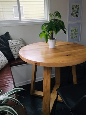 Custom Made The West Table (Small Dining Table)