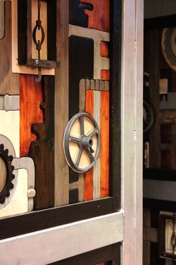 Custom Made Custom Industrial Door