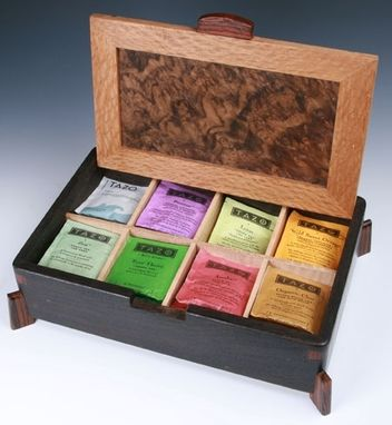 Custom Made Tea Caddy