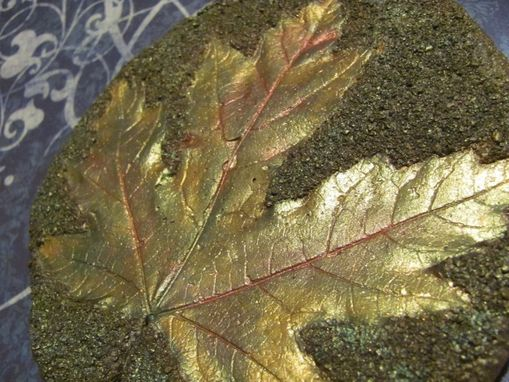 Custom Made Maple Leaf Casting