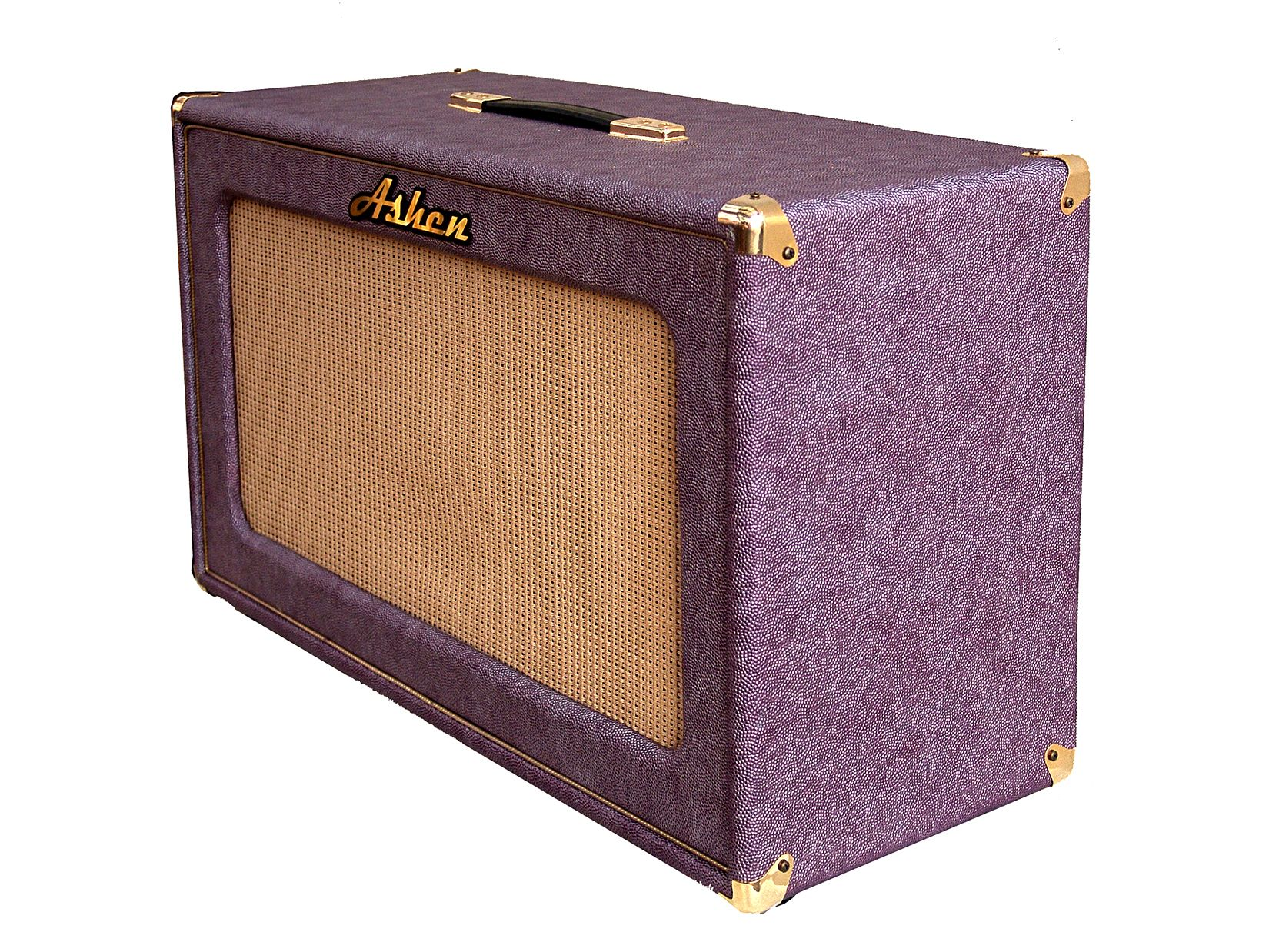 buy hand crafted ashen violet 212 boutique handmade guitar amp cabinet empty no speakers. Black Bedroom Furniture Sets. Home Design Ideas