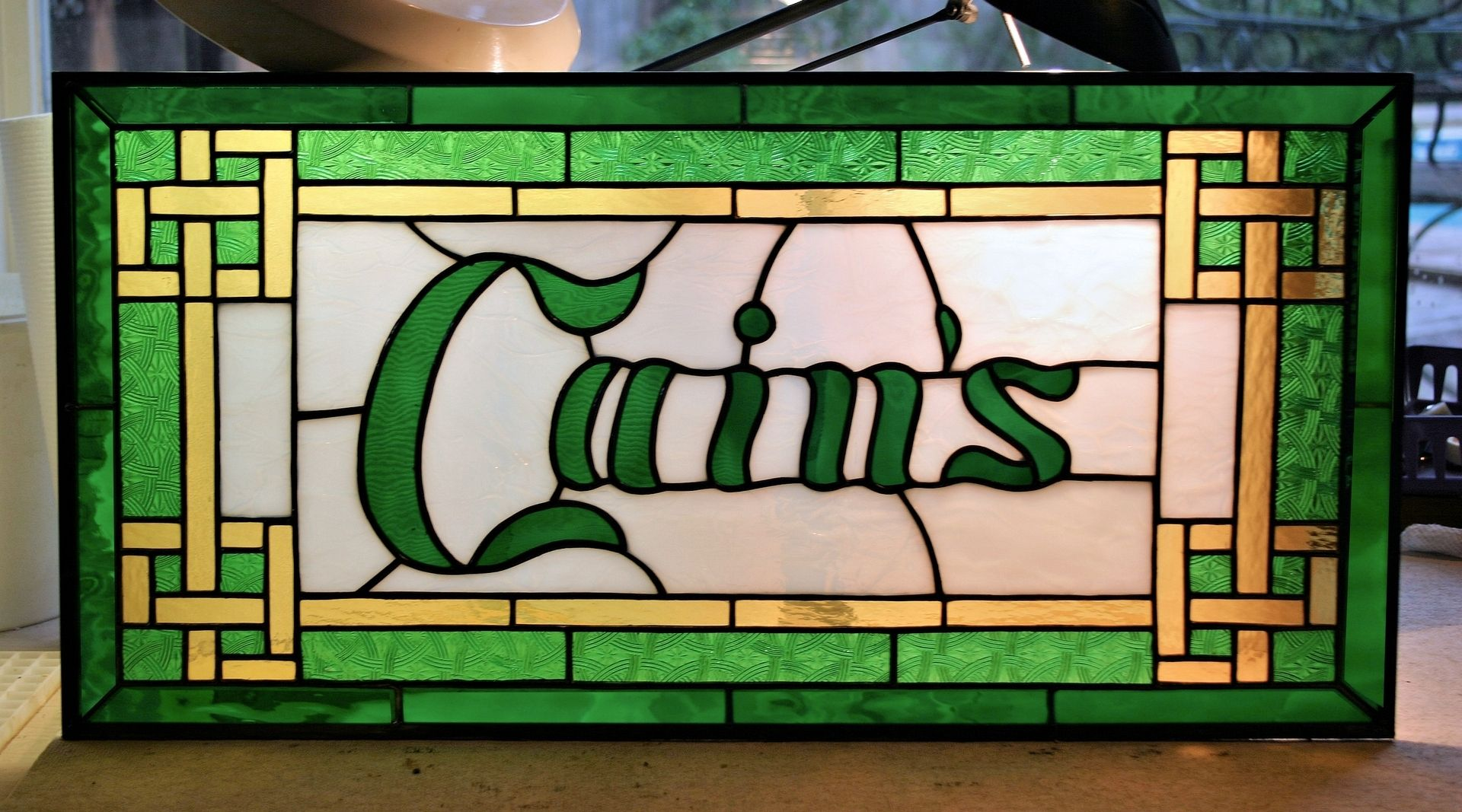 Custom Made Home Bar Signs By A Glass Menagerie