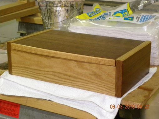 Custom Made Memory Boxes