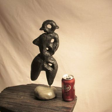 Custom Made Shawn Tyler Art Dance 'Stone' Sculpture Brutalist Cubist Modern