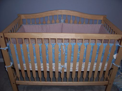 Custom Made Crib