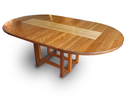 Custom Made Drop Leaf Extension Dining Table