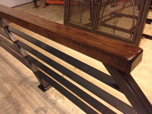 Hand Made Horizontal Slat Railing by Wacoavenue ...