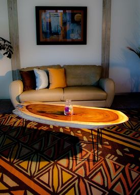 Custom Made Guanacaste Coffee Table