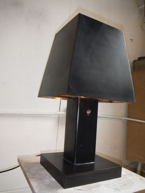 Custom Made Concorde Table Lamp