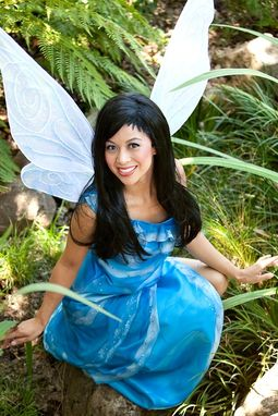Custom Made Silvermist Tinkerbell Fairy Friend Adult Costume (A)