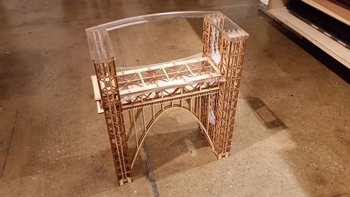 Custom Made Lasercut Furniture