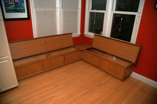 Custom Made Banquette Seating