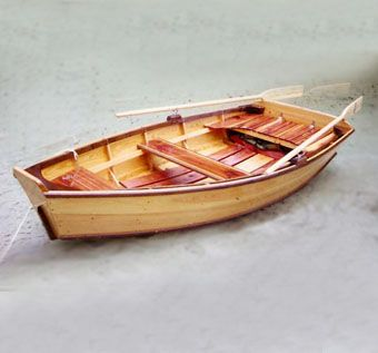 Custom Made 10 ' Dingy, Rowboat, Or Tender In Cypress And Cedar Pram