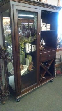 Custom Made Wentworth China Cabinet