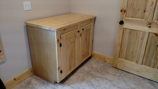 Custom Made Specialty Cabinets