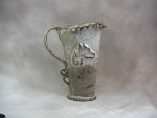 Custom Made Stoneware Pitchers