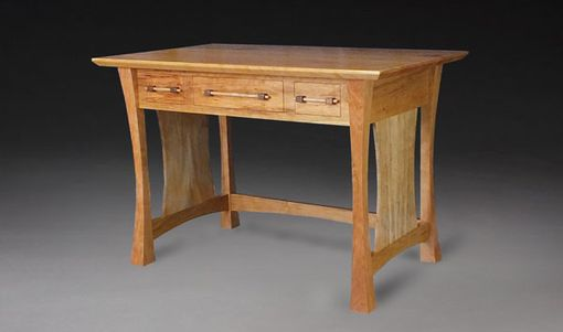 Custom Made Brynn's Cherry Writing Desk