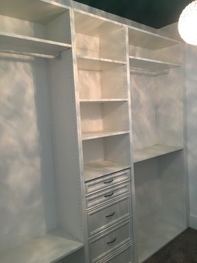 Custom Made Walking Closet