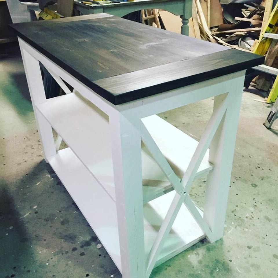 Hand Made Kitchen Island / Chopping Station by George Hallak ...