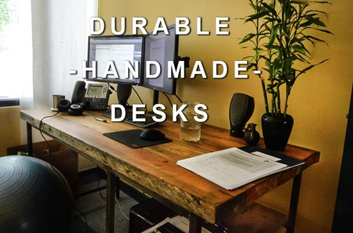 Custom Made Work Desk