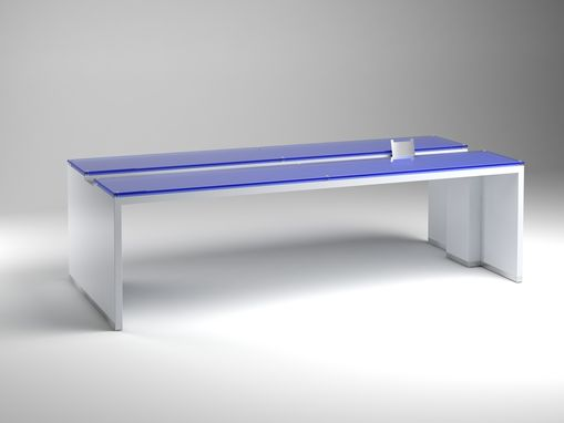 Custom Made Oakland Modern Conference Table