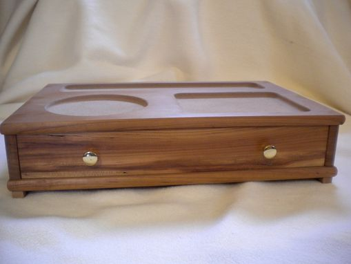 Custom Made Dresser Top Valet Or Desk Organizer