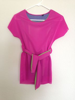 Custom Made Kids' T-Shirt Dress
