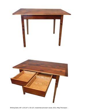 Custom Made Writing Desk