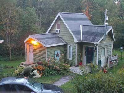 Custom Made Small Mini Tiny Cabin Cottage House Small