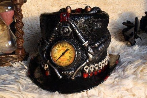 Custom Made Steampunk Tophat