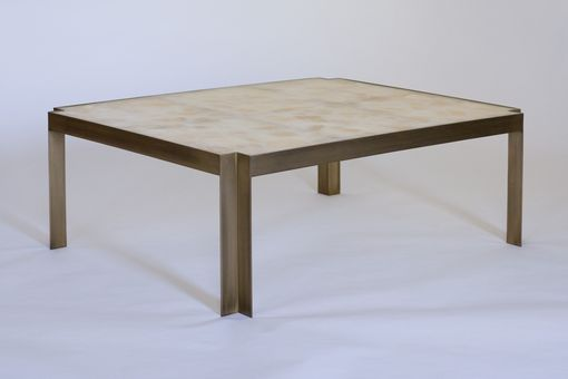 Custom Made Terrazzo Coffee Table