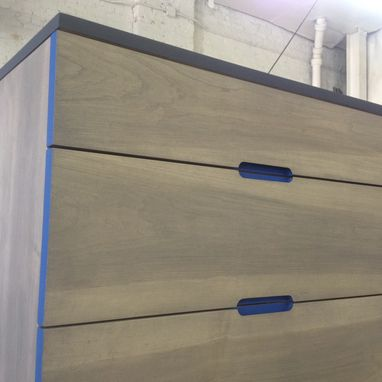 Custom Made Six Drawer Dresser