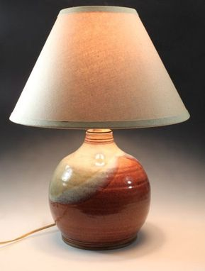 Custom Made Ceramic Table Lamp