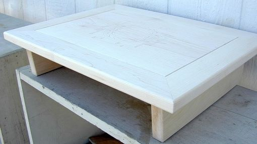 Custom Made Meditation Bench