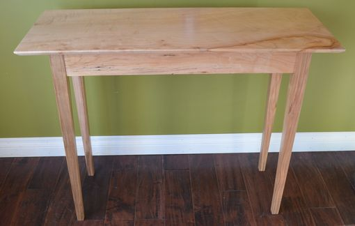 Custom Made Shaker Style Sofa Table