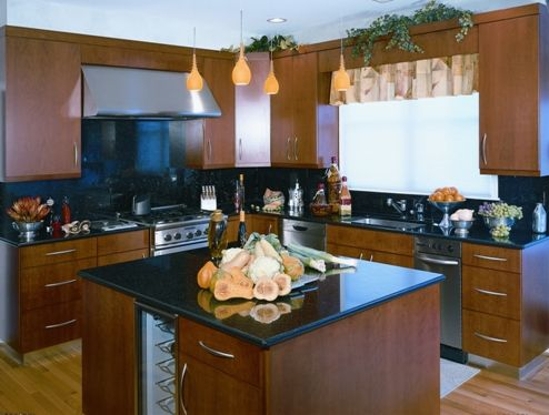 Custom Made Kitchen - Sophisticated Contemporary