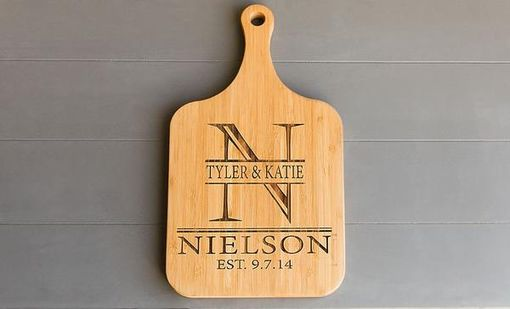 Custom Made Premium Personalized Extra-Large Serving Boards