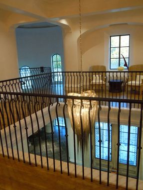 Custom Made Custom wrought iron railings